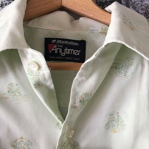 Shirts - Men's vintage/button down collared shirt